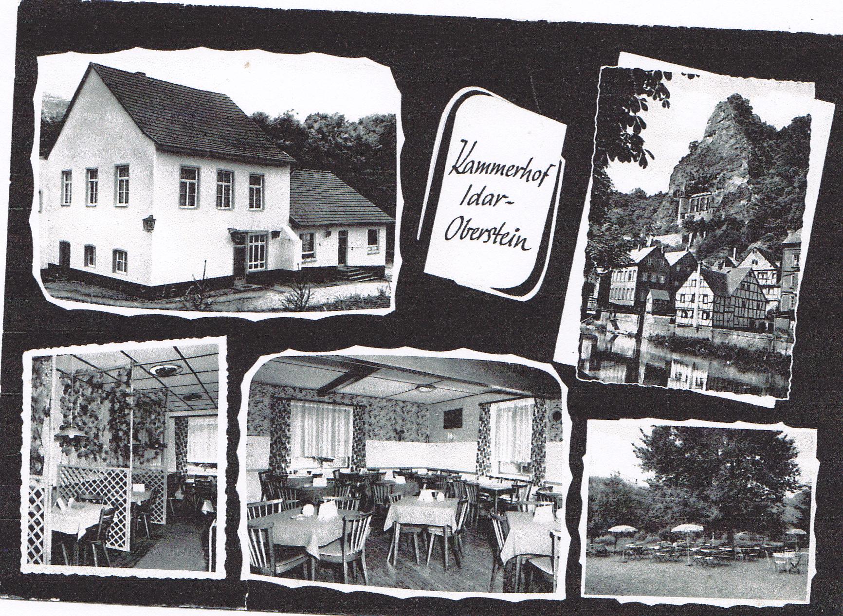 Chronik Restaurant Kammerhof